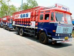 LPG Gas Truck