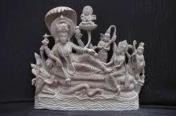 Anandha Shayanam Statue