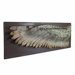 Big Feather Wall Art