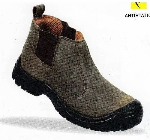 a9445db9f63 Safety Shoes - Brown Safety Shoes Manufacturer from New Delhi