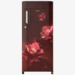 Whirlpool 200 L 3 Star Direct Cool Single Door Refrigerator (215 IMPC PRM, Wine Abyss)