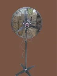 Copper Winding Pedestal Fan 75, Model Name/Number: SM-FS-75, Impeller Size: 750 mm