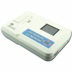 Digital Contec 3 Channel ECG Machine, Model: CMS 300G