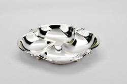 Silver Plated 4 in 1 Tray