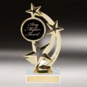 12 Inch Metal Trophy