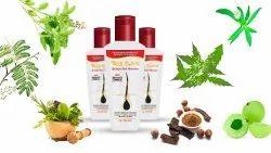 Ayurvedic Dandruff KeshBindu Bringha Hair Cleanser, Packaging Type: Bottle - Lable