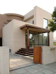 Exterior View Designing Services