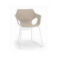 Contemporary Italian Series Cafe Chair