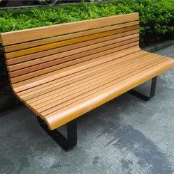 Wooden Outdoor Garden Benches
