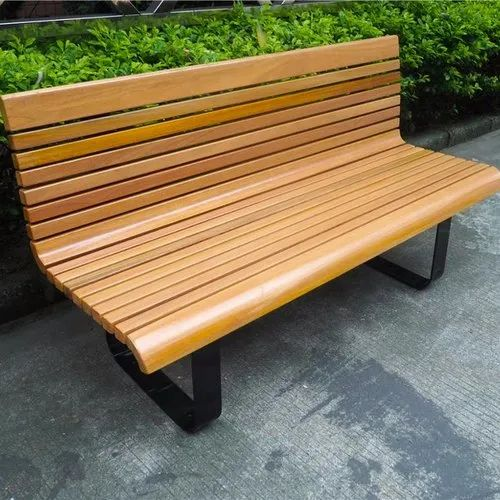 Red Oak Kitchen Table, Mm Craft Modern Wooden Outdoor Garden Benches With Back Rs 22000 Piece Id 15074445330