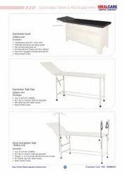 Examination Tables And Ward Equipments