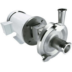 Sanipure Stainless Steel 316L/304 Sanitary Centrifugal Pumps, Electro Polished : Less Then 0.30 RA