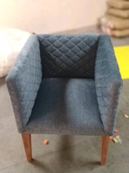 Modern Office Designer Single Seater Sofa Chair