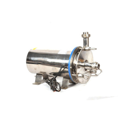 CFS Dairy Union Sanitary Pump