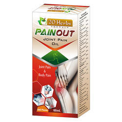 Painout Jointpain Oil, for Personal, Packaging Type: Bottle