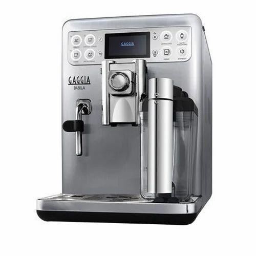 Gaggia 1400 W Babila Coffee Machine, Kaapi Solutions India ...