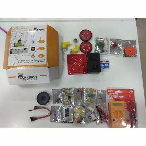 Diy Electronics Solderless Project Kit