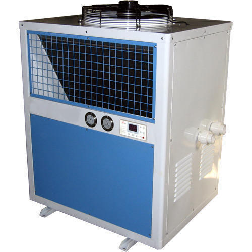 Medium Semi-Automatic Air Cooled Industrial Water Chiller