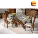 Own Choice Standred Dining Table, For Home