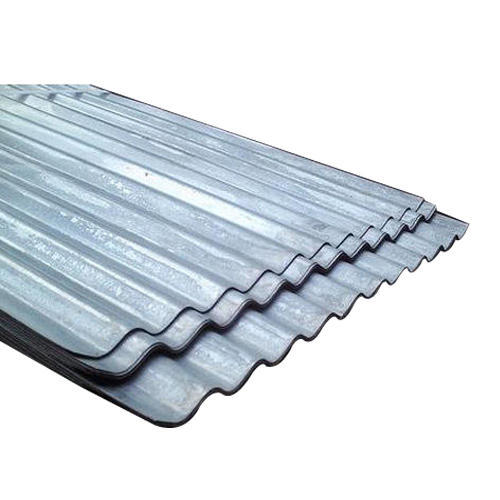 Frp Corrugated Galvanized Roofing Sheet Rs 405 Running