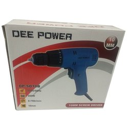 Dee Power Screw Driver