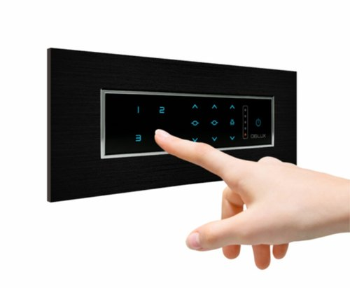 Best Quality Touch Type Capsense Membrane Switch for Automobile Sector