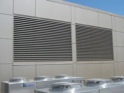 House Ventilation Air Louvers