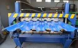 Roofing(Box Profile) Sheet Double Layer Roll Forming Machine