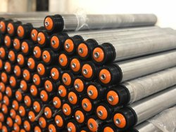 Mild Steel Conveyor Roller
