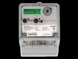 Secure 10A 3-Phase Dual Source Energy Meter, For Commercial, 240V