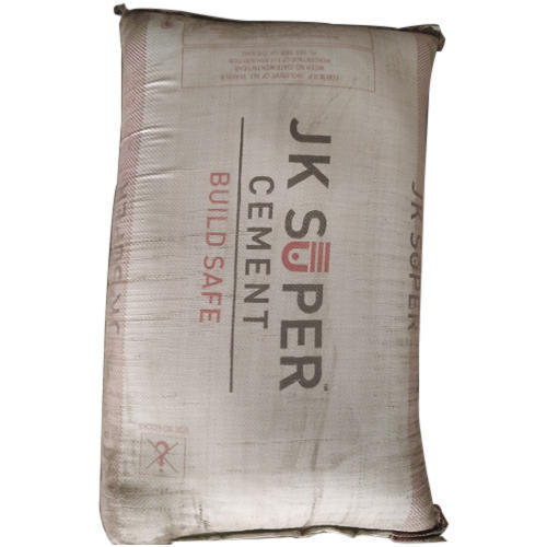 Grade: 43 Grade JK Super Cement, 50 Kg