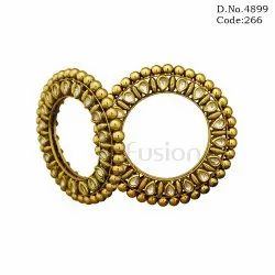 Traditional Kundan Bangles