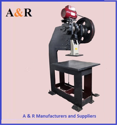 Slipper Making Machine (15 Ton)