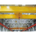 Double Girder EOT Bridge Crane