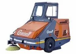 Industrial Ride On Sweeper, For Cleaning, Model Name/Number: Alano 640