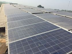 Solar Plant With Subsidy