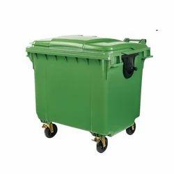 Plastic Trolley Dustbin