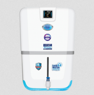White KENT RO Prime Plus Water Purifier