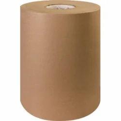Brown Kraft Paper, Packaging Type: Roll, 90 - 440 Gsm