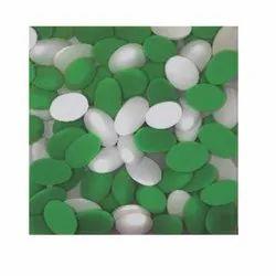 Shell Pebble Mosaic, Thickness: 18 mm