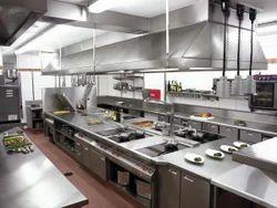 Commercial Kitchen Setup Consultancy, 6 Months, Restaurant Interior