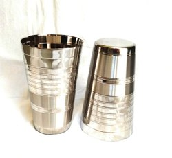 Stainless Steep Glasses