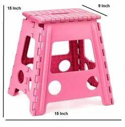 Foldable Plastic Stools