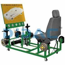 Hydraulic Braking System Training Bench