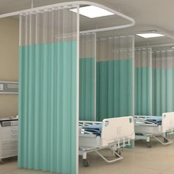 Anti microbial curtain