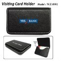 Yes Bank Leather Visiting Card Holder