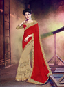 Sparkle Fancy Net Saree