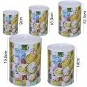 Set of 5 Coin Box