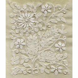 Chikankari Buta Embroidery