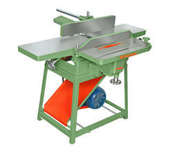 Wood Surface Planer With Circular Saw Attachment
